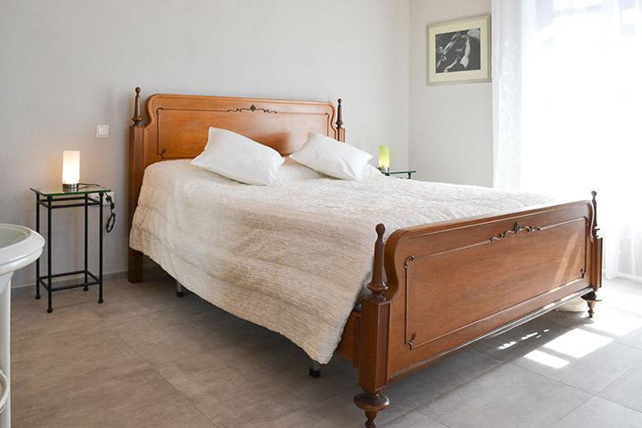Camera da letto Cascina dei Banditi, Costigliole d'Asti, Piemonte