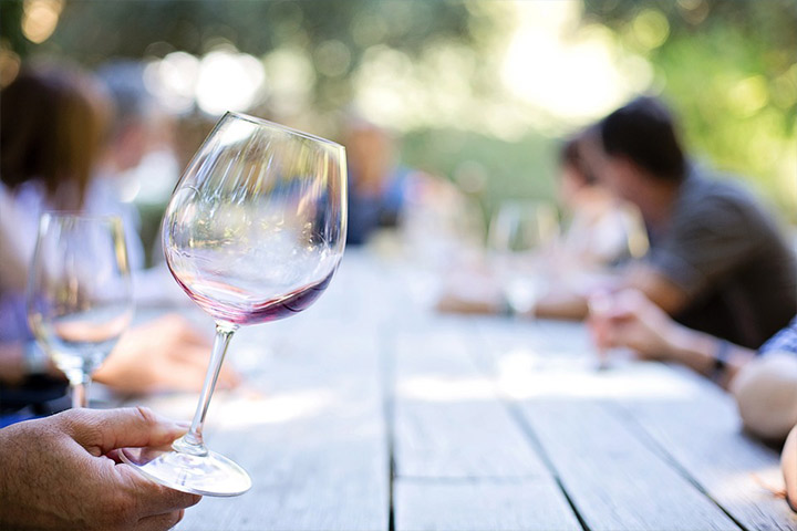 Degustazione di vini, Piemonte