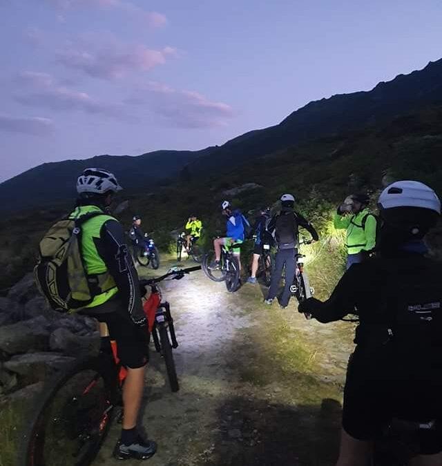 Tour serale in e-bike