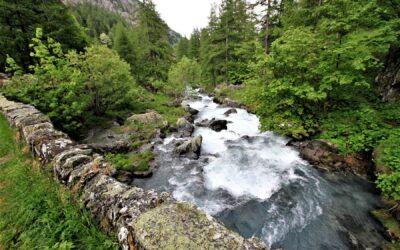 Avventura in Val Servin tra cascate e miniere