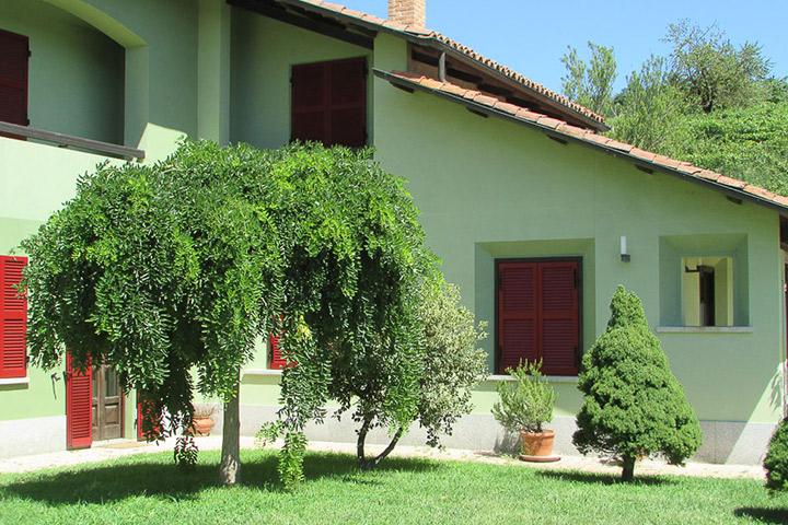 Giardino Cascina dei Banditi, Costigliole d'Asti, Piemonte