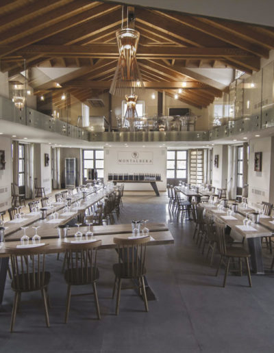 Interno Azienda Montalbera, Castagnole Monferrato, Piemonte