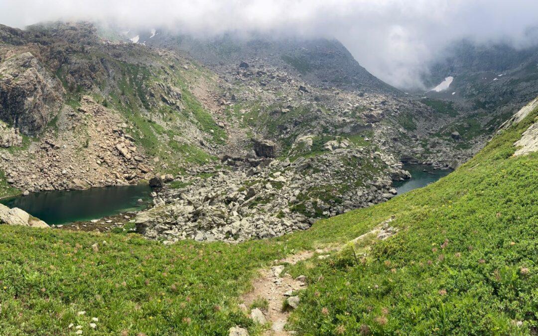 Alla scoperta del Lago Paschiet e dei Laghi Verdi