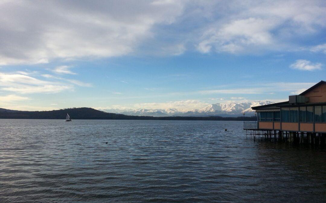 Lago di Viverone: atmosfere chic..