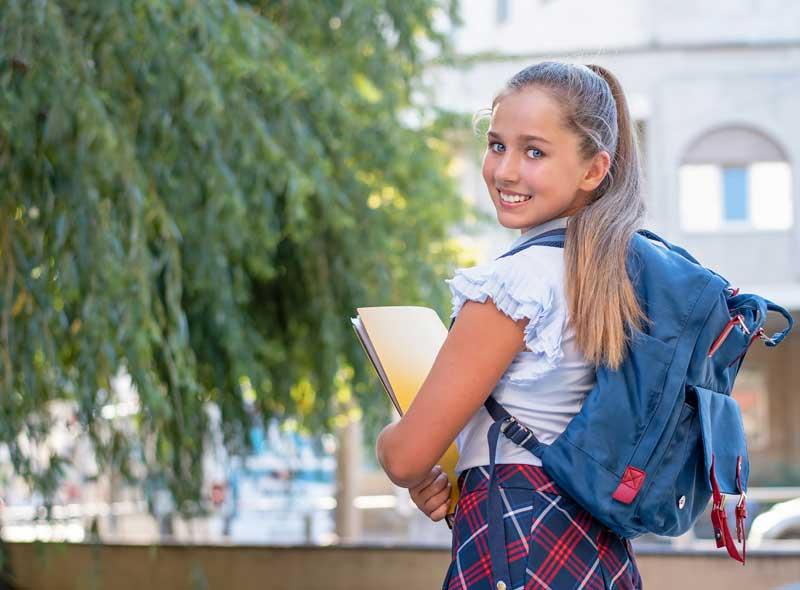 studentessa-gita-scolastica