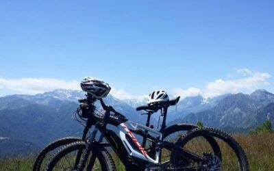 Emozioni su 2 ruote: tour al Lago di Monastero