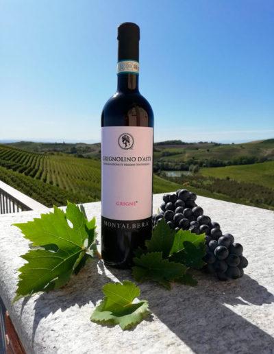 Vino Azienda Montalbera, Castagnole Monferrato, Piemonte
