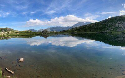 Trekking panoramico ai Laghi di Sagnasse