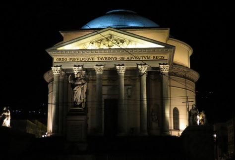 Gran Madre, Torino, Piemonte
