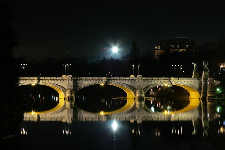 Ponte Umberto I, Torino, Piemonte